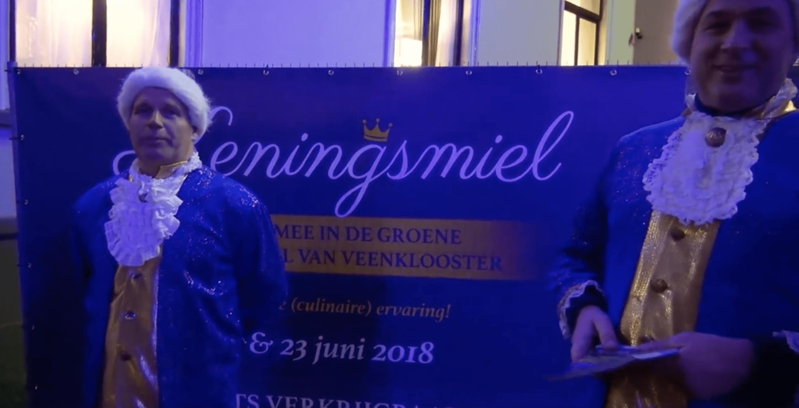 Presentatie Keningsmiel LF2018 een succes